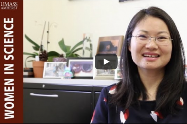 Lili He, Women in Science video