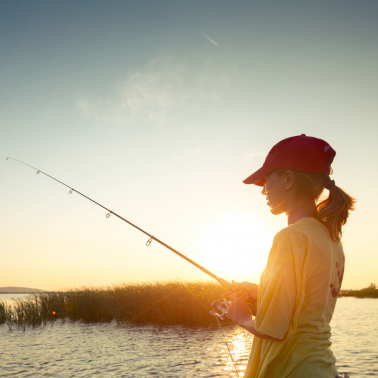 Fishing for a sustainable solution while closing science's gender gap