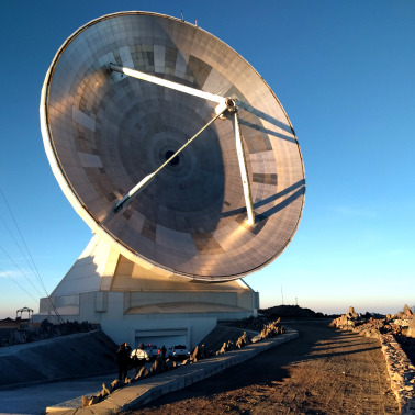 The Large Millimeter Telescope