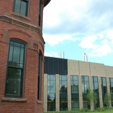 West Experiment station and Physical Sciences Building