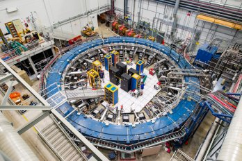 Muon g-2 Experiment Strengthens Evidence of New Physics