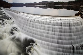 UMass Amherst Researchers Discover Low Sediment Levels Behind Dams in Northeast US