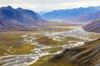 UMass Amherst Team Studies How Carbon Dissolved in Arctic Rivers Affects Our World