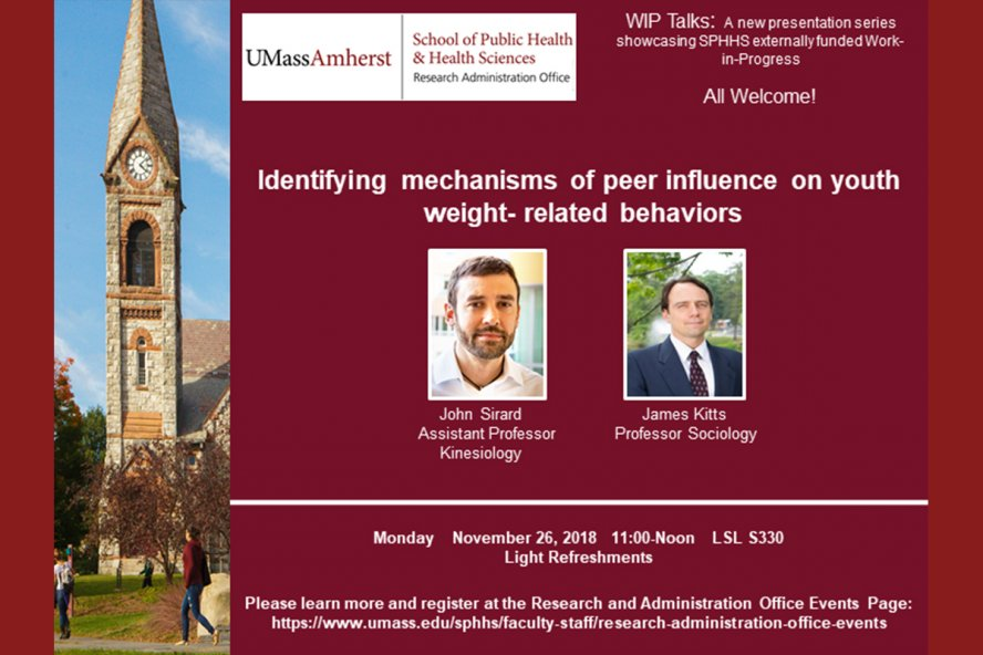 Identifying mechanisms of peer influence on youth weight-related behaviors