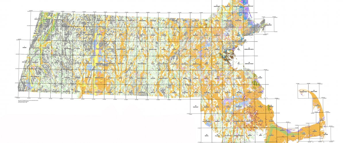Mapping Massachusetts - every inch of it, for the first time