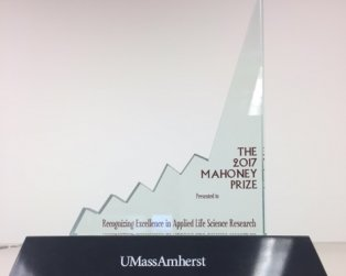 Mahoney Paper Prize award