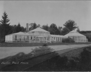 Durfee Plant House archival image
