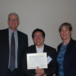 image of Steve Goodwin, Peter Chien, Jennifer Normanly