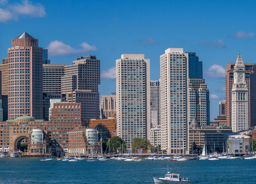 Geoscientists: Sea levels rose nearly a foot in Boston's recent history