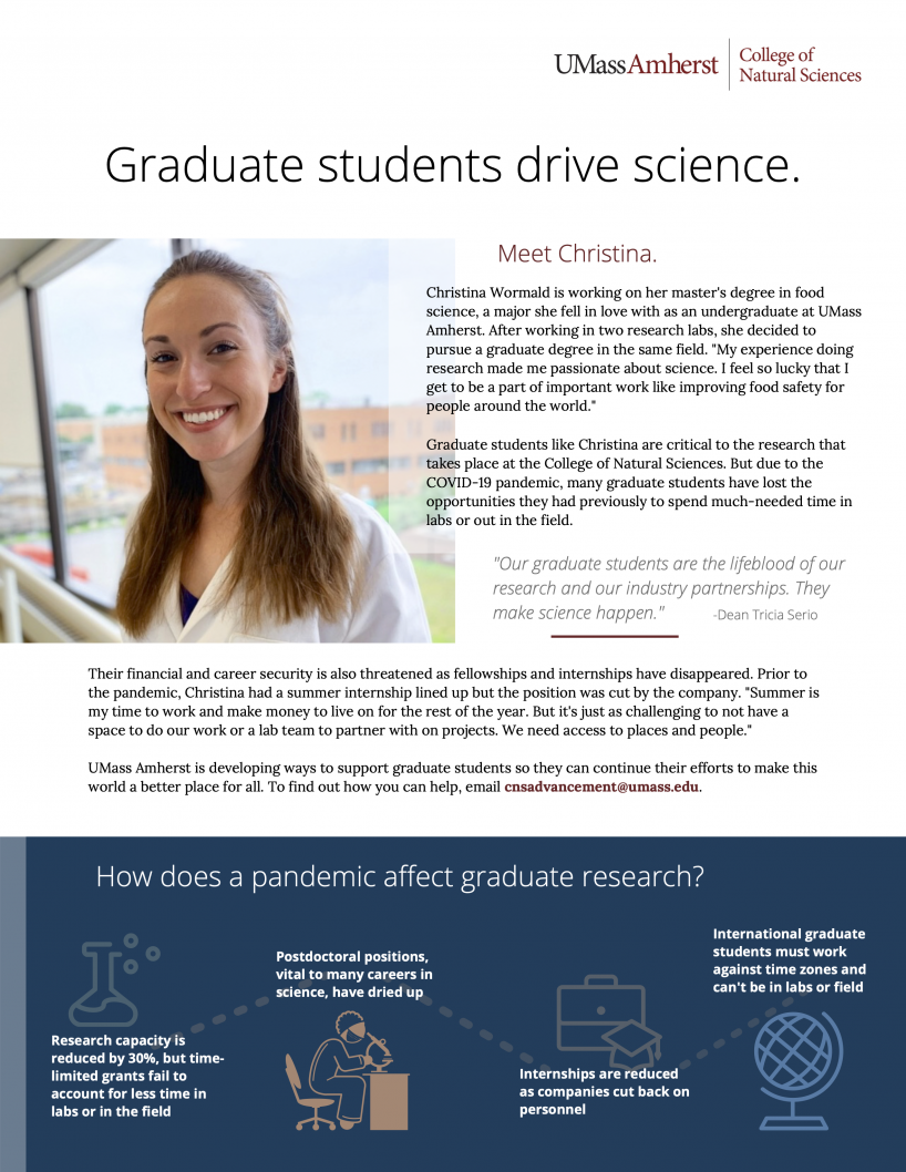 Preview image of pdf: Graduate students drive science